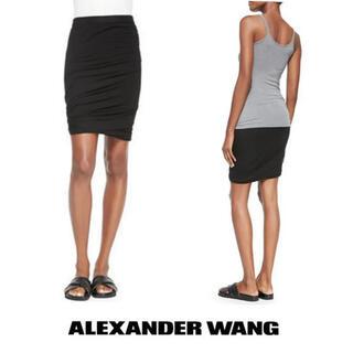 アレキサンダーワン(Alexander Wang)のT ALEXANDER WANG XS 定番スカート♡(ひざ丈スカート)