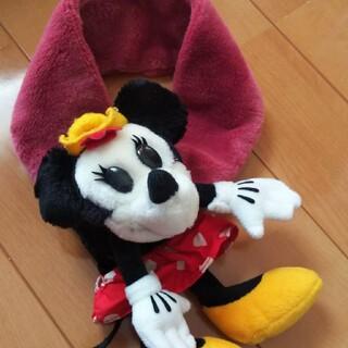 ディズニー(Disney)のミニー マフラー(マフラー/ストール)