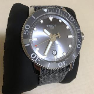 ティソ(TISSOT)の日本限定 TISSOT シースター1000 オートマティック シリシウム(腕時計(アナログ))