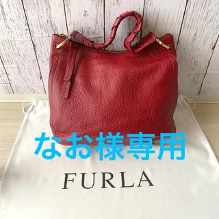 Furla - 【定価52,000円】FURLA フルラ レディース ハンドバッグ 赤 ★美品★