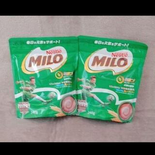 ネスレ(Nestle)の★ミロ オリジナル 240g  2袋(その他)