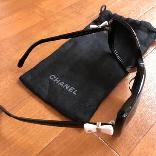 CHANEL - CHANELサングラス 💖  美品  リボン
