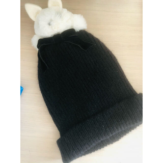 CA4LA - カシラ ウサギニット帽