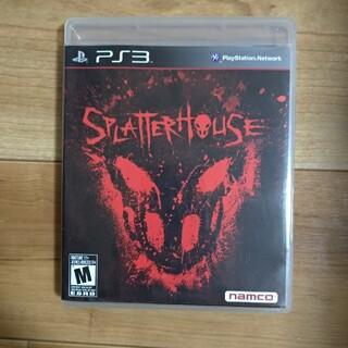 PlayStation3 - PS3 スプラッターハウス