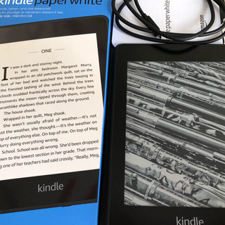 Kindle Paperwhite「第10世代」防水 wifi 8GB 広告つき(電子ブックリーダー)