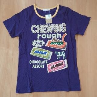 ラフ(rough)の【新品未使用】rough 半袖Tシャツ(Tシャツ(半袖/袖なし))