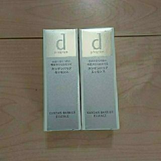 ディープログラム(d program)のdプログラム カンダンバリアエッセンス(美容液)