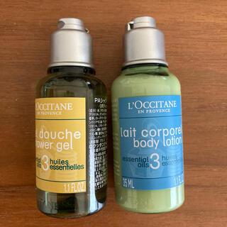 ロクシタン(L'OCCITANE)のロクシタン ボディシャンプー&ボディローション(ボディローション/ミルク)