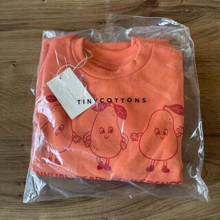ボボチョース(bobo chose)のtiny cottons  PEARS CONFERENCE スウェットシャツ(Tシャツ/カットソー)