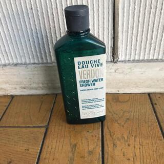 ロクシタン(L'OCCITANE)のロクシタン/ヴェルドン フレッシュ ウォーターシャワージェル(ボディ用洗浄料)(ボディソープ/石鹸)