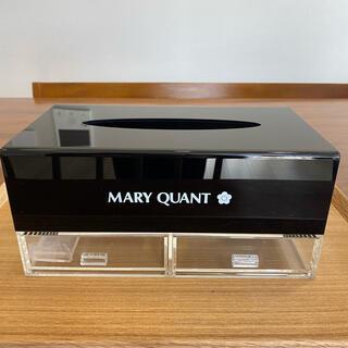 マリークワント(MARY QUANT)の【送料込】MARY QUANT ティッシュ ジュエリー ケース(ティッシュボックス)