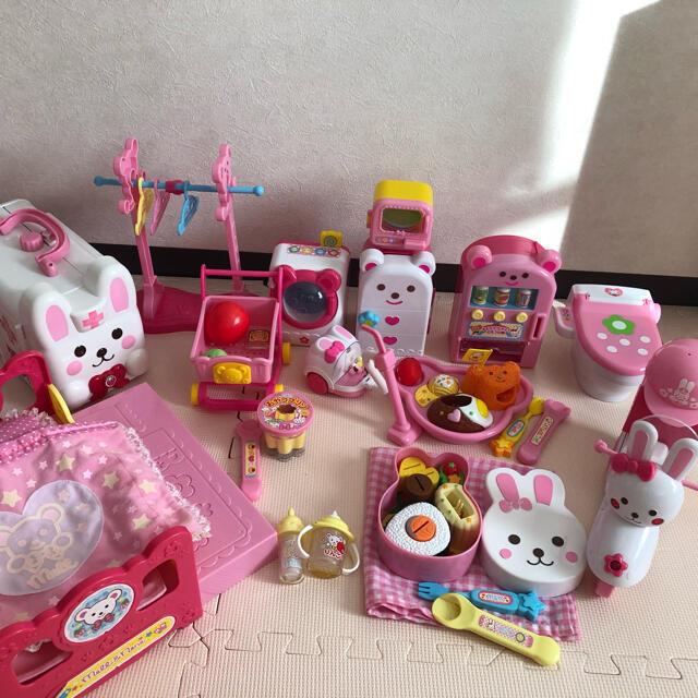 PILOT(パイロット)のメルちゃん おもちゃ 総額34000円 キッズ/ベビー/マタニティのおもちゃ(知育玩具)の商品写真