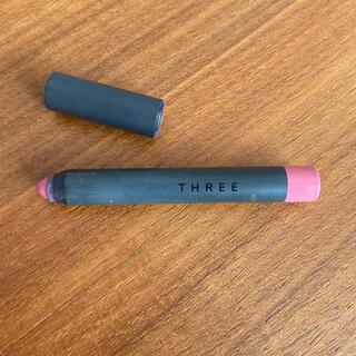 スリー(THREE)のTHREE  リップクレヨン(リップライナー)