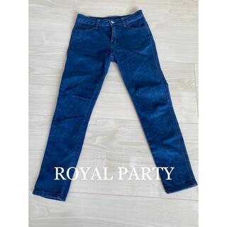 ロイヤルパーティー(ROYAL PARTY)のROYALPARTY デニム(デニム/ジーンズ)