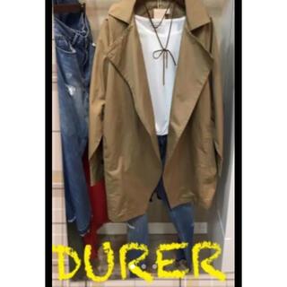 デュレル(Durer)のDURER 変形トレンチコート☆(トレンチコート)