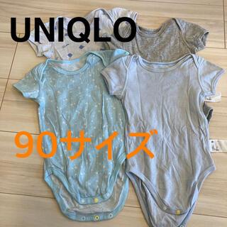 UNIQLO - UNIQLO メッシュインナー
