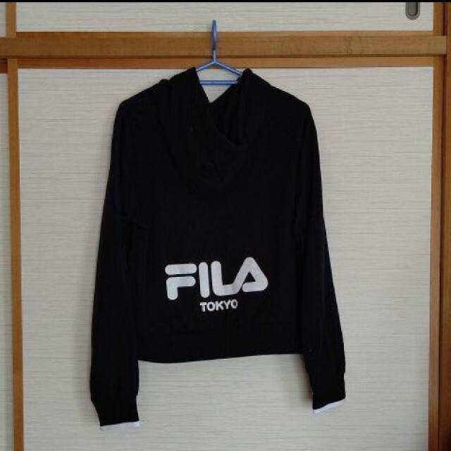 FILA(フィラ)のフィラ パーカー レディースのトップス(パーカー)の商品写真