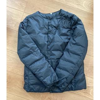 MUJI (無印良品) - 無印 軽量ポケッタブルダウンジャケット