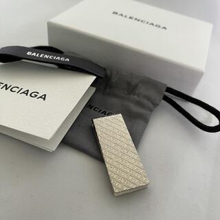 バレンシアガ(Balenciaga)の新品 BALENCIAGA  バレンシアガ マネークリップ(マネークリップ)
