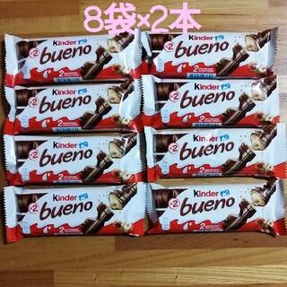 キンダーブエノ 8袋×2本(菓子/デザート)