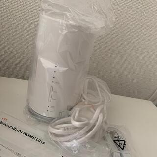 エーユー(au)のau home wifi(PC周辺機器)