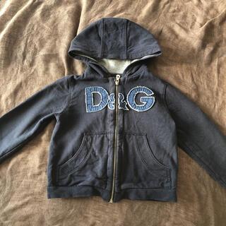 ドルチェアンドガッバーナ(DOLCE&GABBANA)のD&G パーカー(ジャケット/上着)