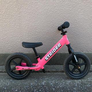 STRIDA - ストライダー スポーツ ピンク STRIDER  変身バイク
