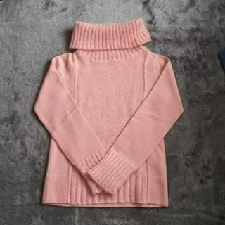 ドゥドゥ(DouDou)のタートルネックセーター(ニット/セーター)