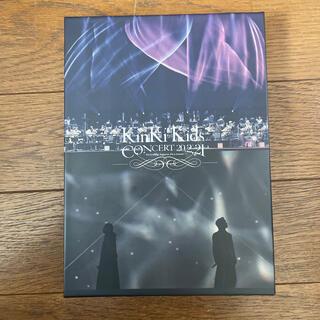 KinKi Kids - KinKi Kids CONCERT 20.2.21 DVD 初回限定盤