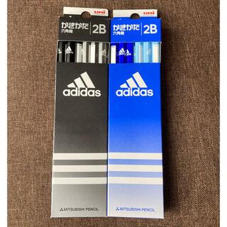 アディダス(adidas)のadidas かきかた鉛筆 2B 2ダース 入学準備(鉛筆)