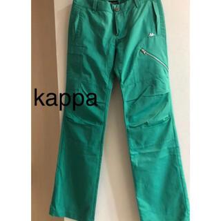 カッパ(Kappa)のkappa メンズ 綿パンツ ゴルフパンツ(ウエア)