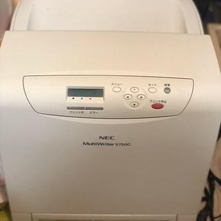 NEC - NEC multi Writer C5750Cレーザープリンター
