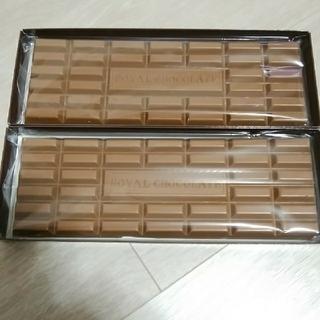 オリジナルブレンドチョコレート×2枚(菓子/デザート)