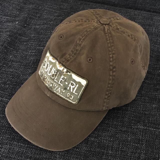 RRL(ダブルアールエル)の希少色 RRL ☆ ヴィンテージ キャップ メンズの帽子(キャップ)の商品写真