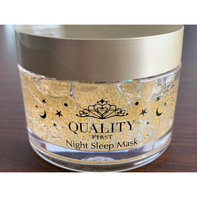 QUALITY FIRST(クオリティファースト)のクオリティファースト ナイトスリープマスク コスメ/美容のスキンケア/基礎化粧品(保湿ジェル)の商品写真