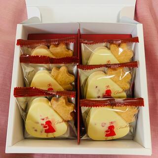 オードリー ハローベリー 6個 ※箱なし・中身のみ(菓子/デザート)