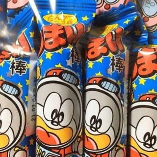 本日削除! うまい棒 とんかつソース味 バラ30本 〜即日発送も可能〜(菓子/デザート)