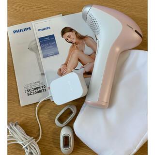 フィリップス(PHILIPS)のフィリップス 光美容器 ルメア プレシジョン プラス(脱毛/除毛剤)