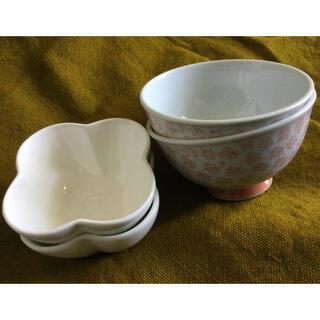 ニトリ(ニトリ)のニトリ 小鉢 軽くて使いやすいご飯茶碗 2セット(食器)