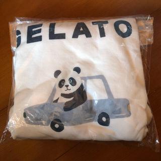 gelato pique - ジェラートピケ Tシャツ パンダ
