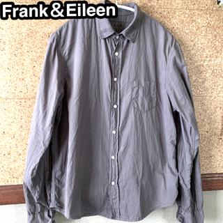 Ron Herman - 【Frank&Eileen】LUKE イタリアンライトポプリン カラーシャツ