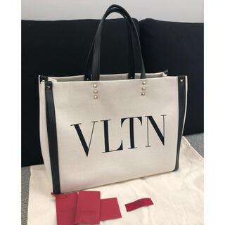 VALENTINO - 極美品 ヴァレンティノ トートバッグ グランデプラージュ