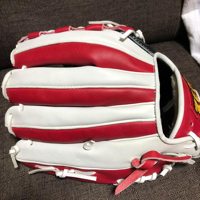 ZETT(ゼット)のゼット内野手軟式用 スポーツ/アウトドアの野球(グローブ)の商品写真