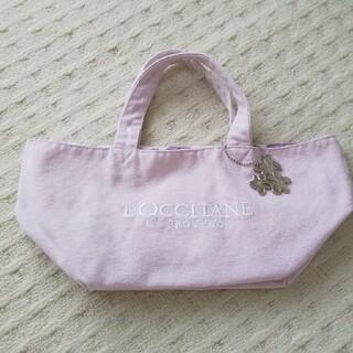 L'OCCITANE - ロクシタンのトートバッグです。