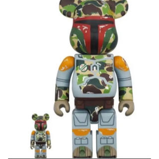 メディコムトイ(MEDICOM TOY)のBAPE STAR WARS be@rbrick 100% & 400%(その他)