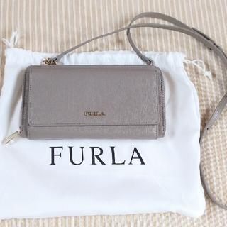 Furla - FURLA  お財布ポーチ ショルダーバッグ 長財布
