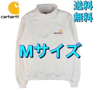 carhartt - 【新品未使用品★Mサイズ】カーハート★ハーフジッププルオーバー★ユニセックス★