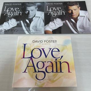 DAVID FOSTOR Presents Love,Again(ポップス/ロック(洋楽))