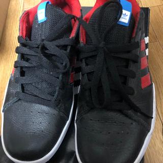 adidas - adidas スニーカー 靴 25.5
