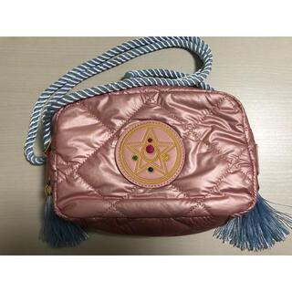 セーラームーン - セーラームーンストア キルティング バッグ ポシェット ショルダーバッグ